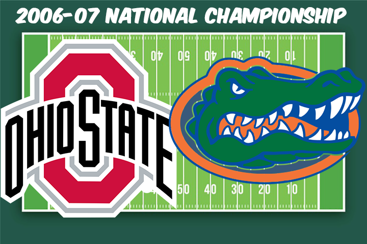 Florida vs Ohio State Full Game & Highlights 2007 National Championship