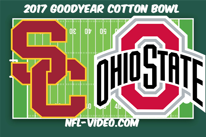 USC vs Ohio State Football Full Game & Highlights 2017 SEC Championship