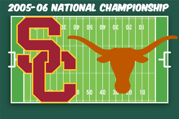 USC vs Texas Full Game & Highlights 2005 BCS National Championship | Rose Bowl 2006