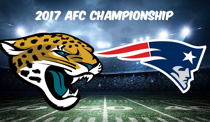 2017 AFC Championship Full Game & Highlights - Jacksonville Jaguars vs New England Patriots