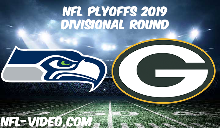 Seattle Seahawks vs Green Bay Packers 2019 Divisional Round Full Game Replay & Highlights